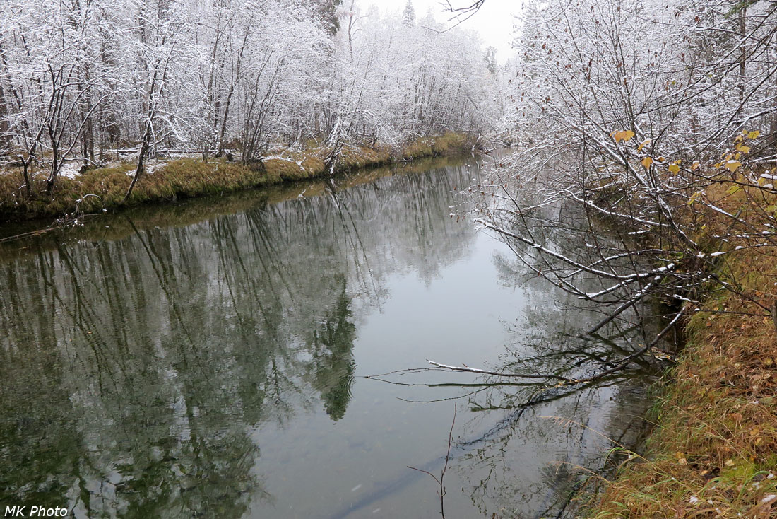 Протока Верхней Ангары