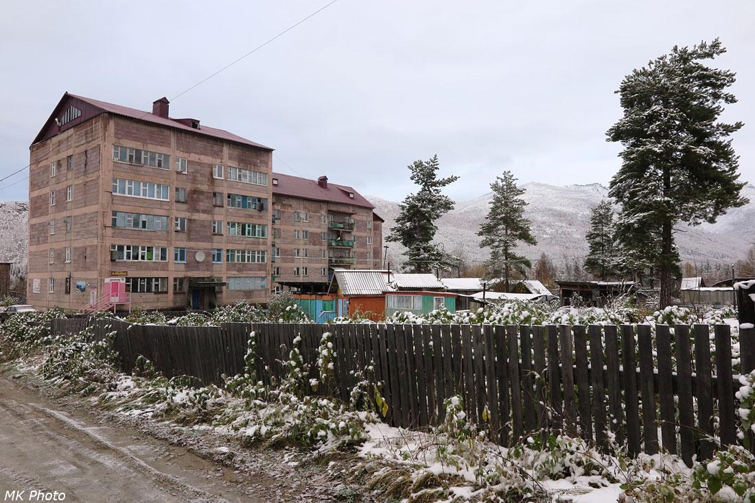 Посёлок Янчукан
