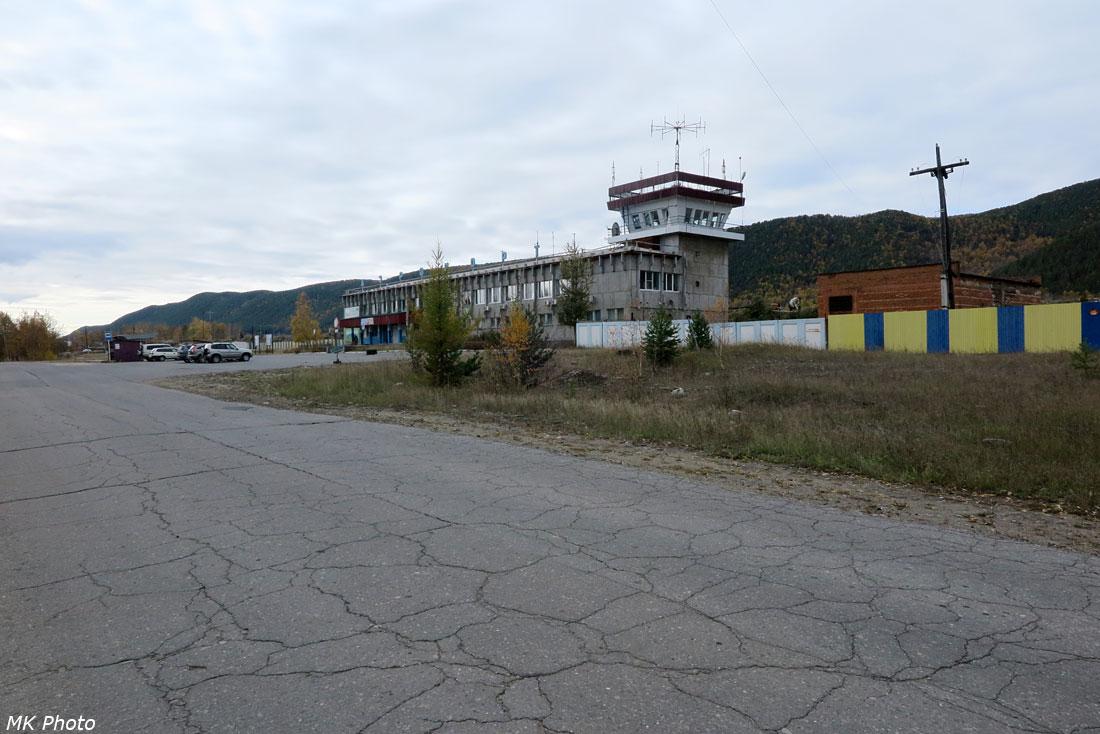 Аэропорт Нижнеангарск