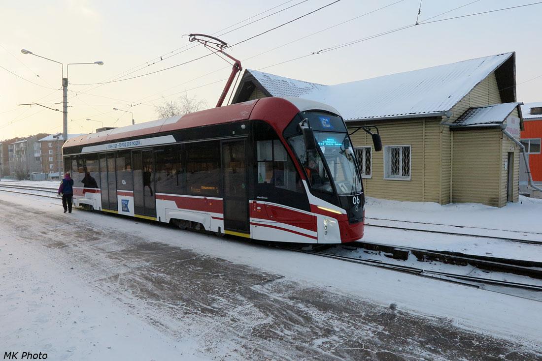 Улан-Удэнский трамвай