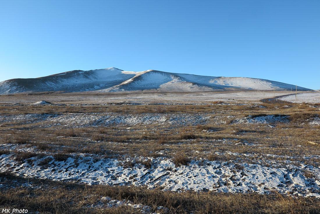 Гора 873 м