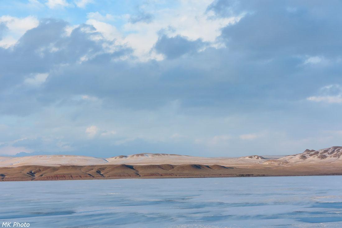 Северный берег оз. Шира