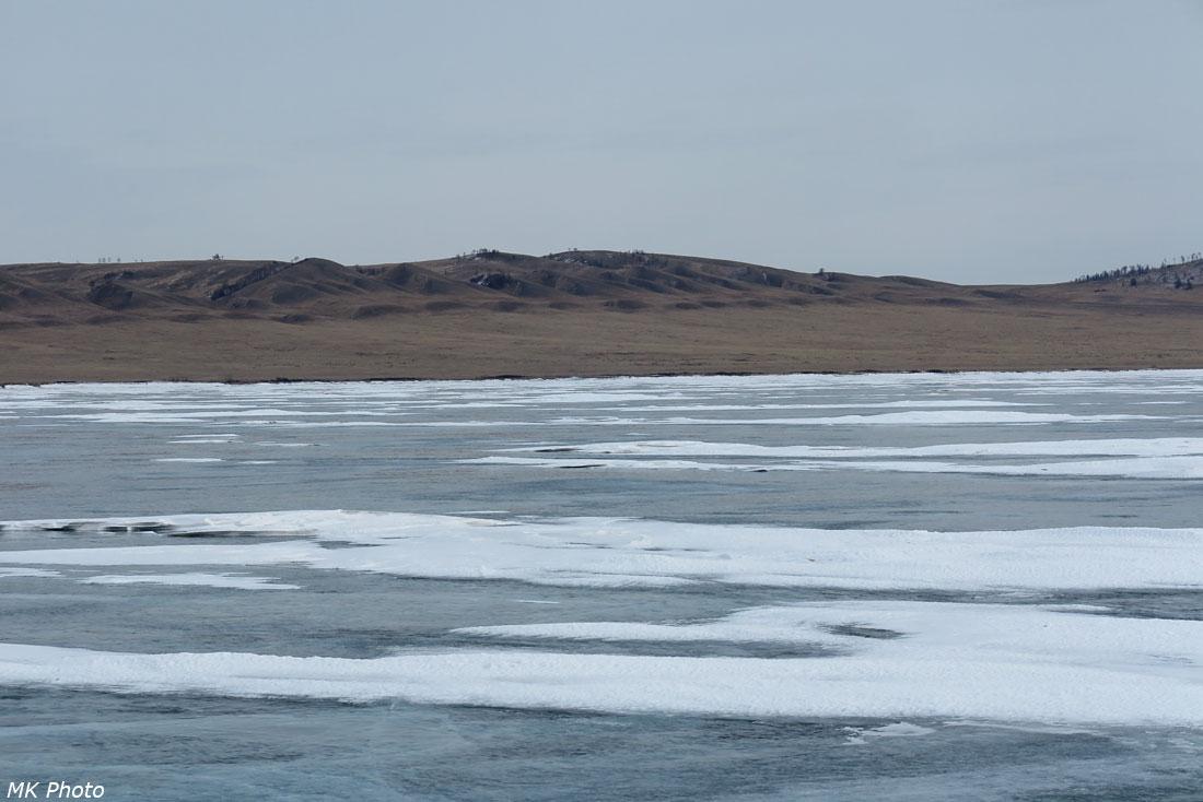 На льду Иткуля