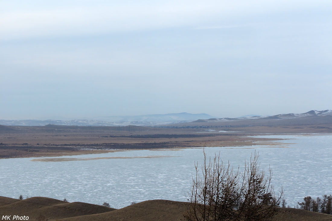 Исток из озера