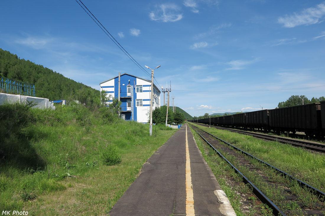 Платформа на ст. Гурское