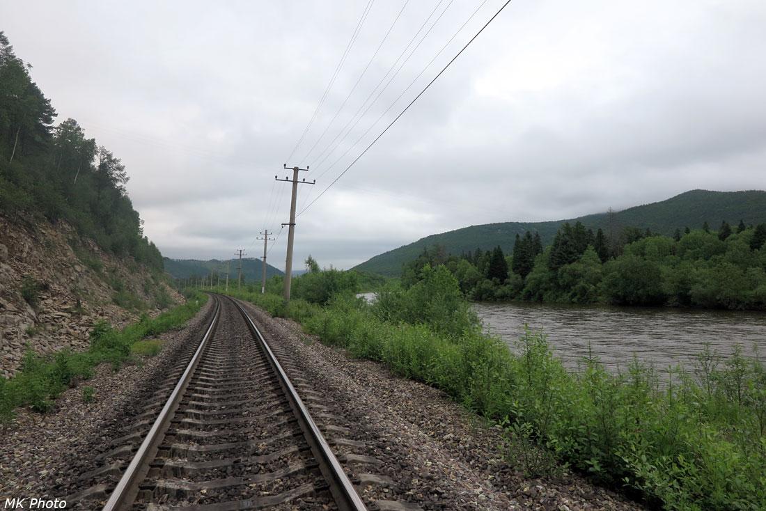 Путь вдоль Тумнина