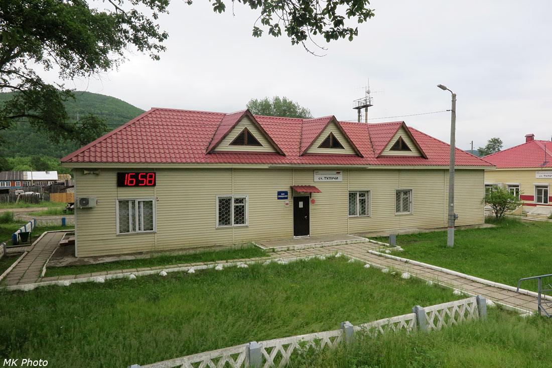 Вокзал Тулучи
