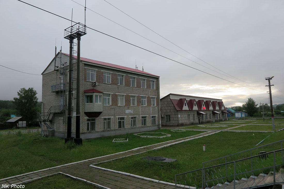 Вокзал Тумнин