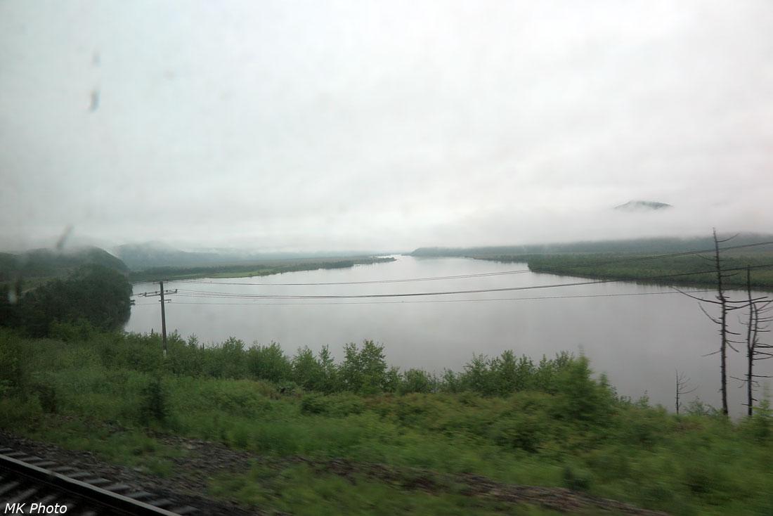 Река Тумнин