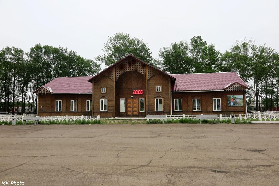 Вокзал Советская Гавань-Сортировочная