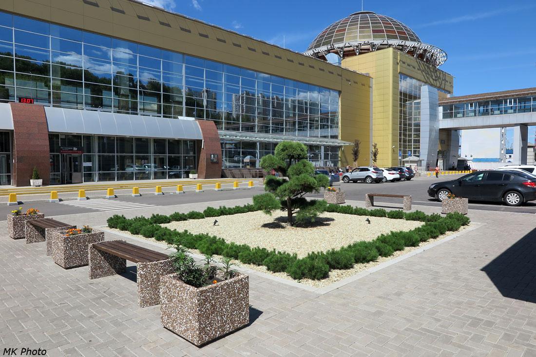 Вокзал Уфа