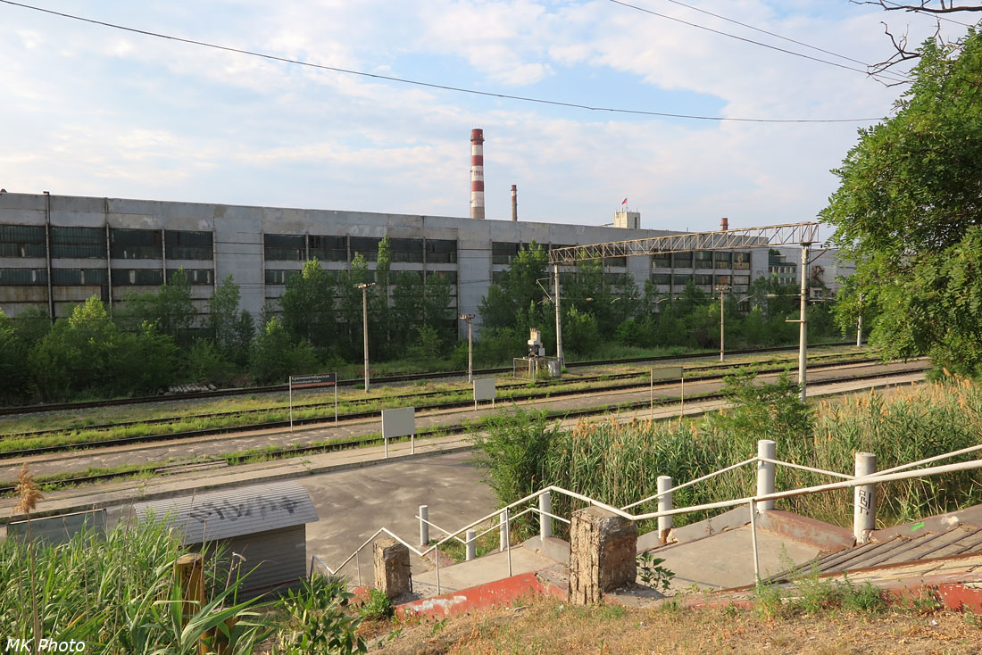 Станция Краснооктябрьская