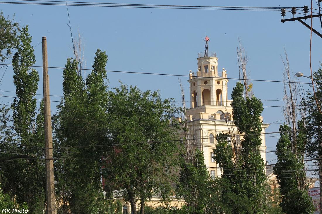 Башня сталинки