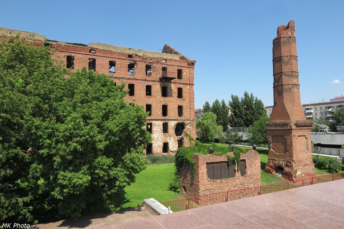 Руины мельницы Гельгардта