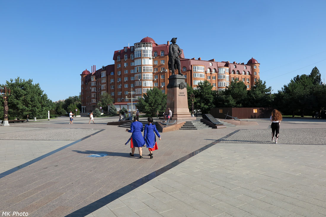 Памятнику Петру I