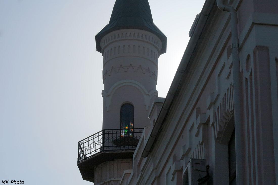 Чёрная мечеть