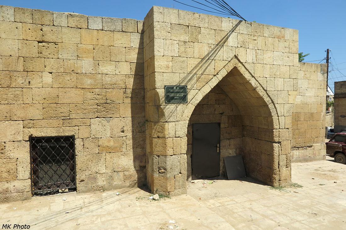 Мужская баня VIII века постройки