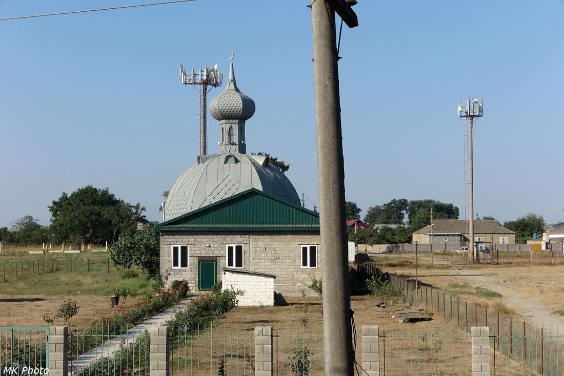 Мечеть у о.п. 2449 км