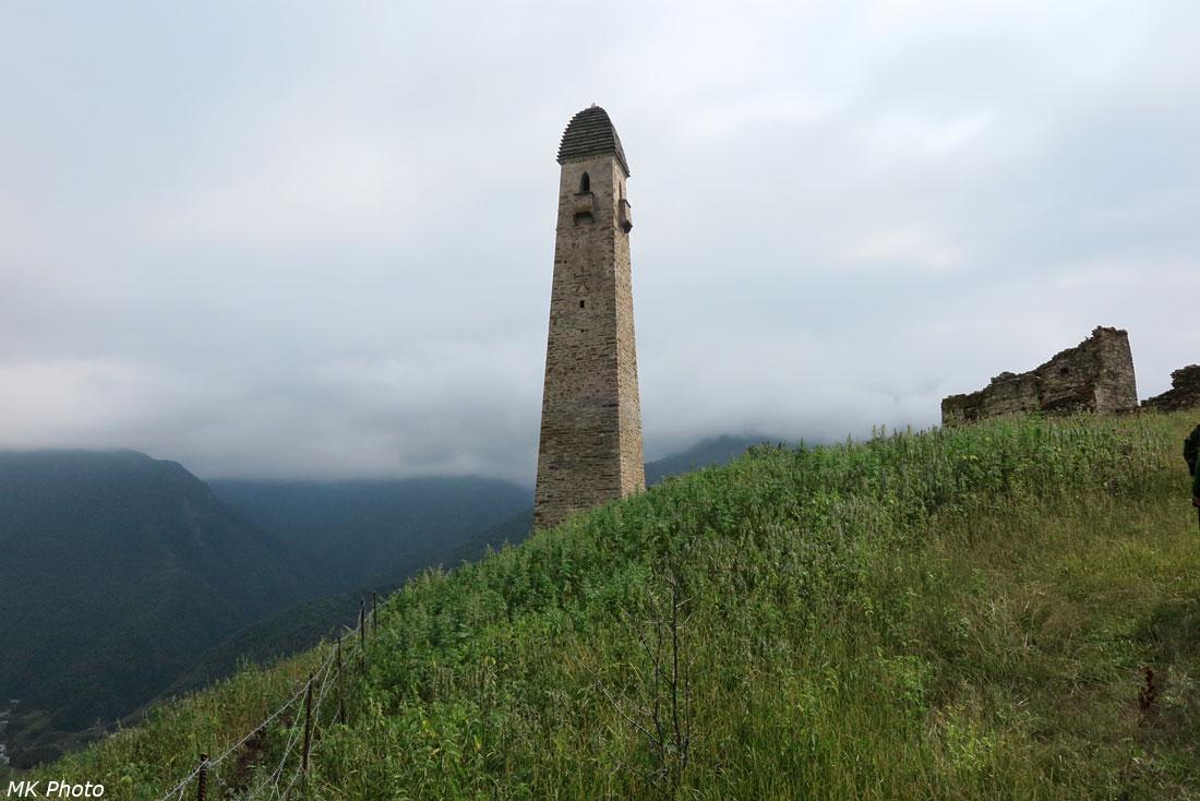 Башня в Морчи