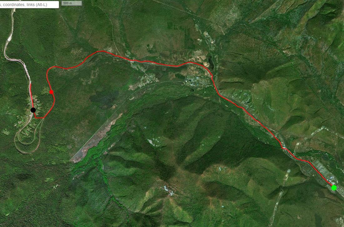 Спутниковый снимок 30 июня