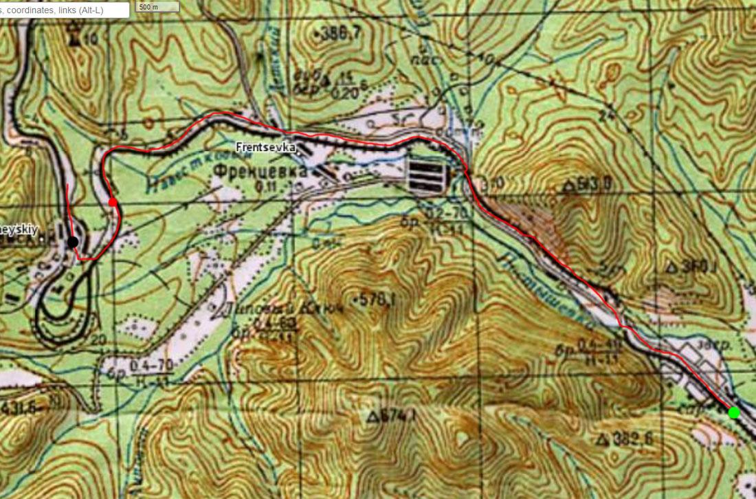 Карта 30 июня