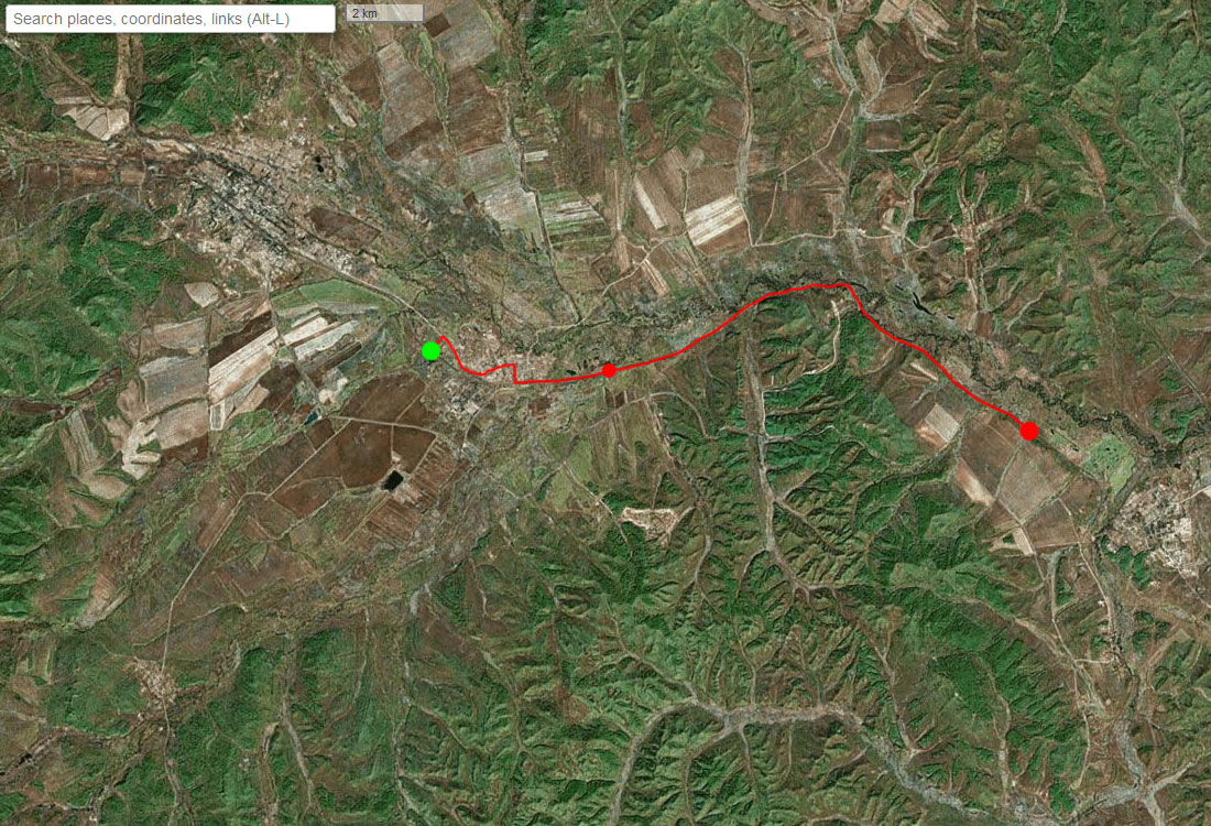 Спутниковый снимок 8 июля