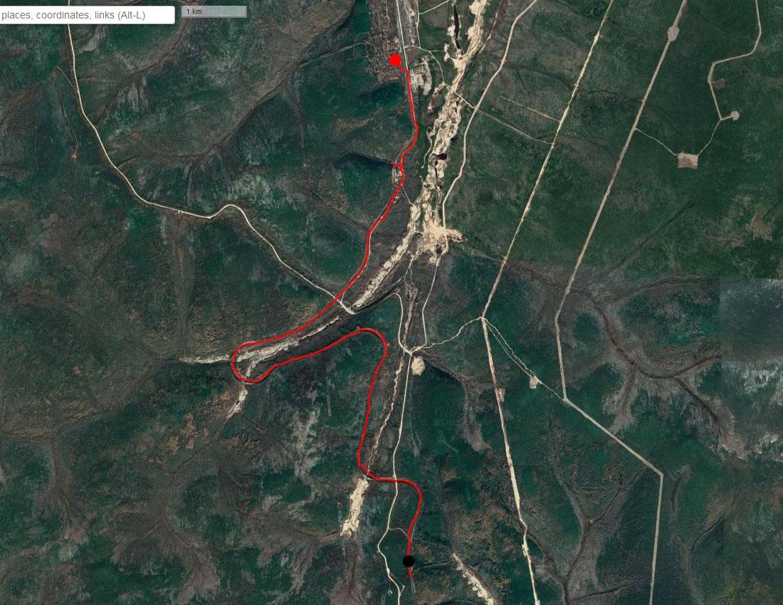 Спутниковый снимок 12 июля