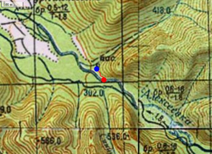 Карта маршрута 19 сентября
