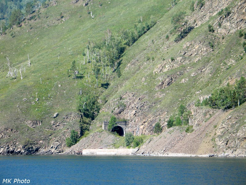 Тоннель Каторжанский 2