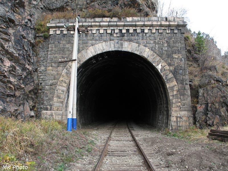 Восточный портал тоннеля Хабартуй 3